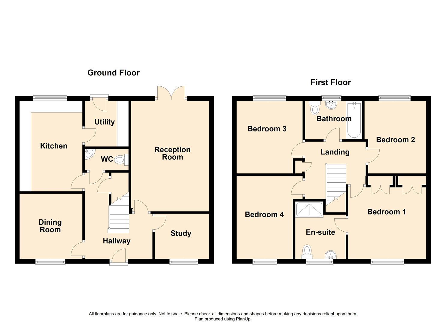 4 Bedroom Detached House For Sale - 2 Crompton Walk, Buckshaw Village.jpg